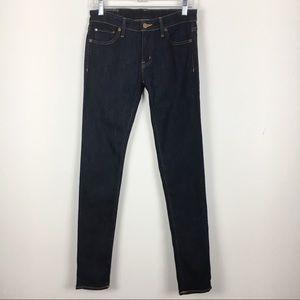 Ralph Lauren Denim & Supply Dark Wash Skinny Jeans